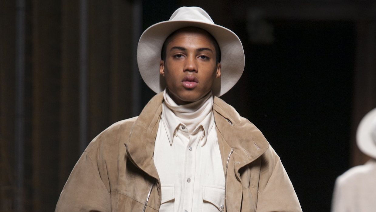 Umit Benan, Fashion Show in Paris, Menswear Collection, Fall Winter 2014