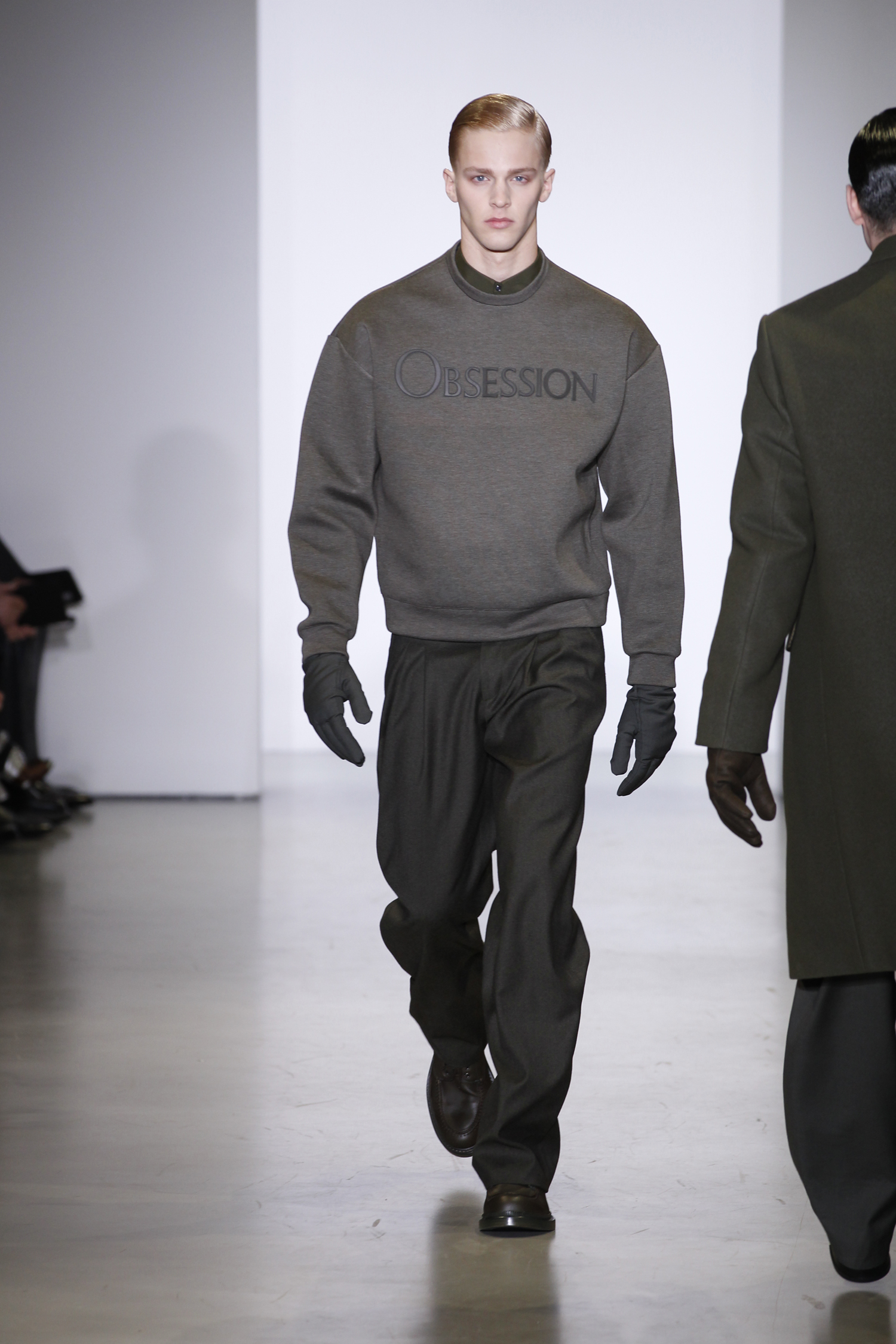 2cfd4ee322 Calvin Klein Collection FW14