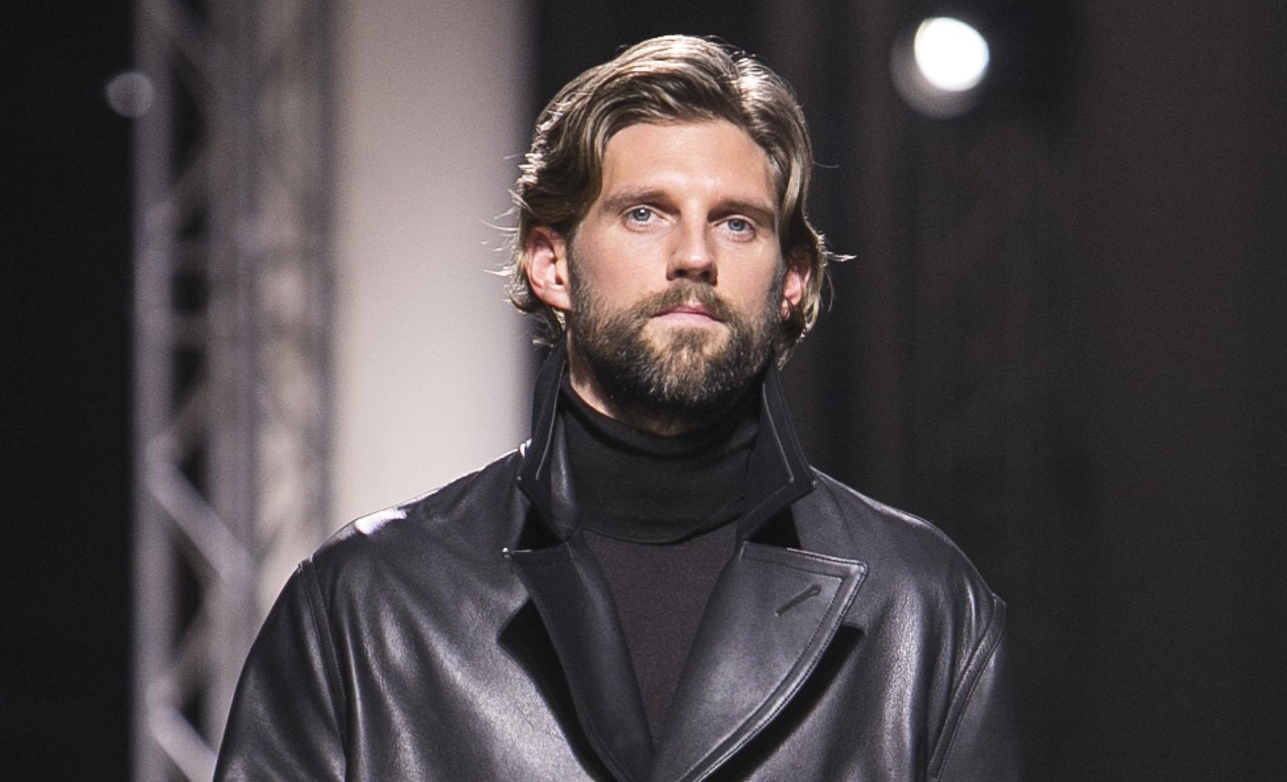 27 LCM AW14 HERO MAGAZINE Hermes FW14 CATWAL LOOK