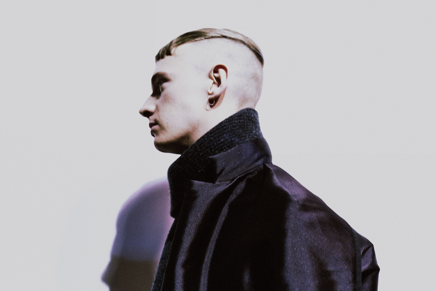 29 LCM AW14 HERO MAGAZINE LANVIN HARRY CARR FW14 CATWAL LOOK