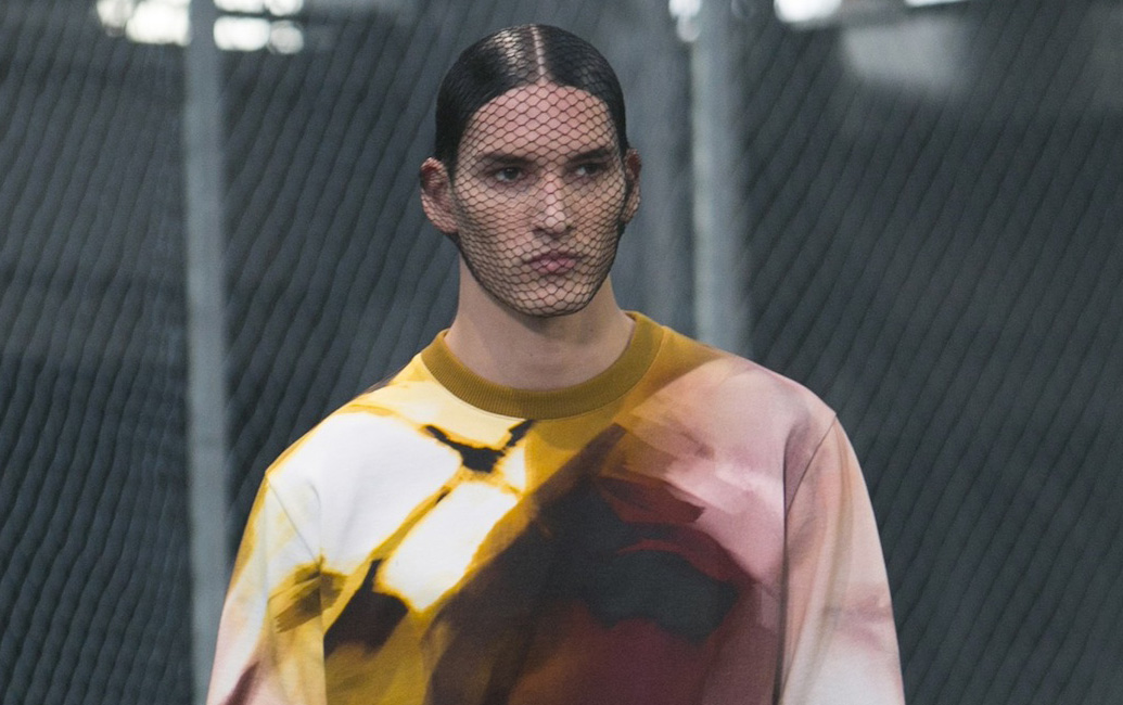 52 LCM AW14 HERO MAGAZINE GIVENCHY Look