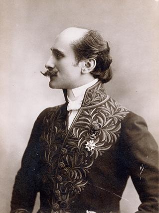 LANVIN-1901-acade-Edmond Rostand