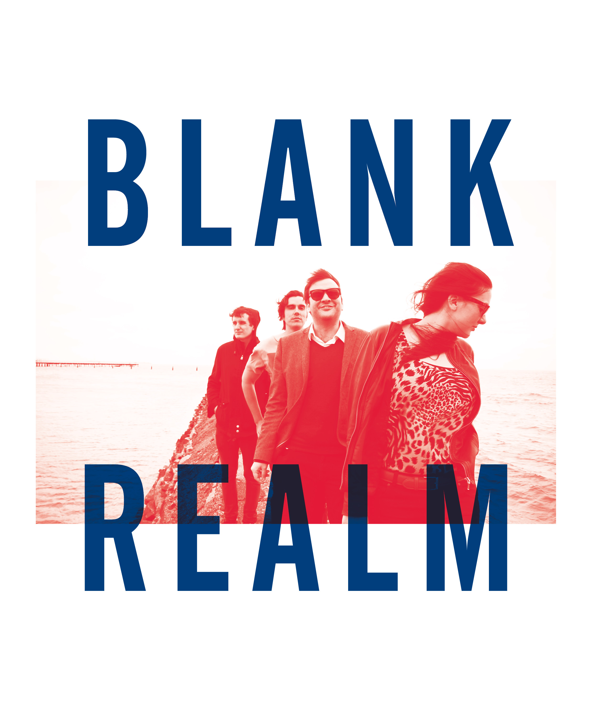 Blank Realm, from 'Noise In My Head: Voices From The Ugly Australian Underground' 2014. Image courtesy Melbourne Books