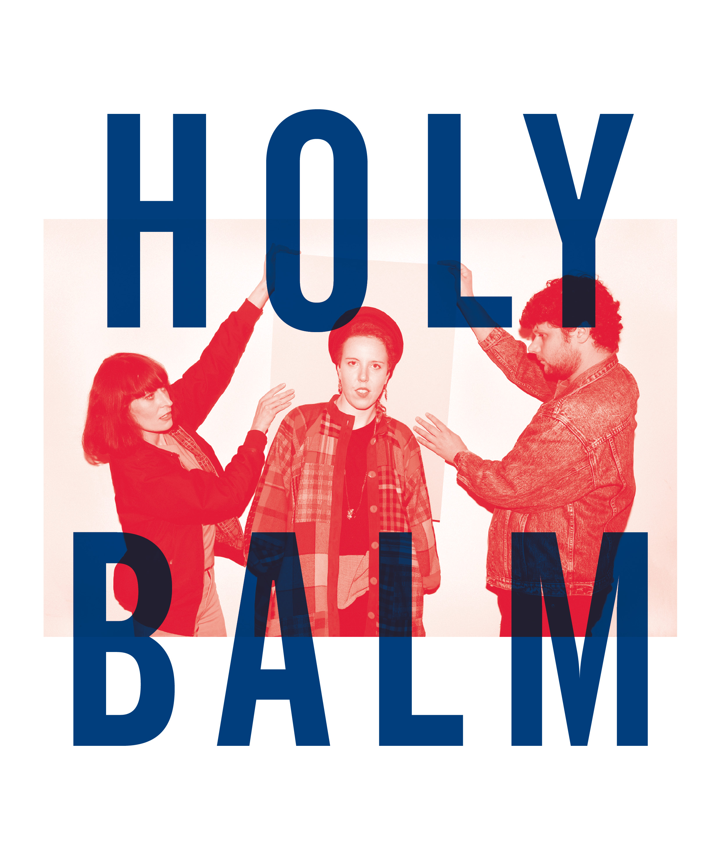 Holy Balm, from 'Noise In My Head: Voices From The Ugly Australian Underground' 2014. Image courtesy Melbourne Books