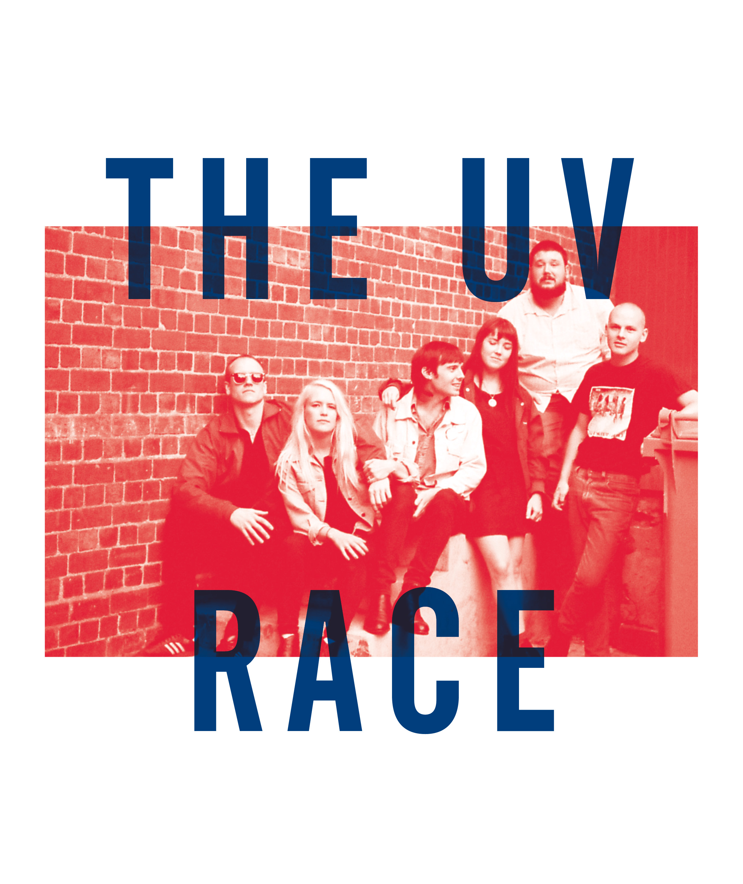 The UV Race, from 'Noise In My Head: Voices From The Ugly Australian Underground' 2014. Image courtesy Melbourne Books