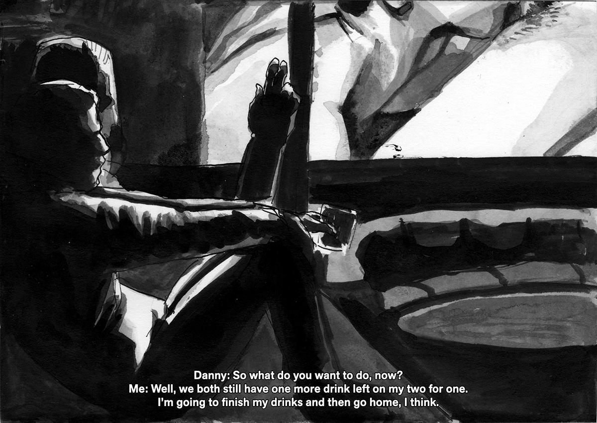 Sholem Krishtalka 'Danny', 2013. Courtesy the artist