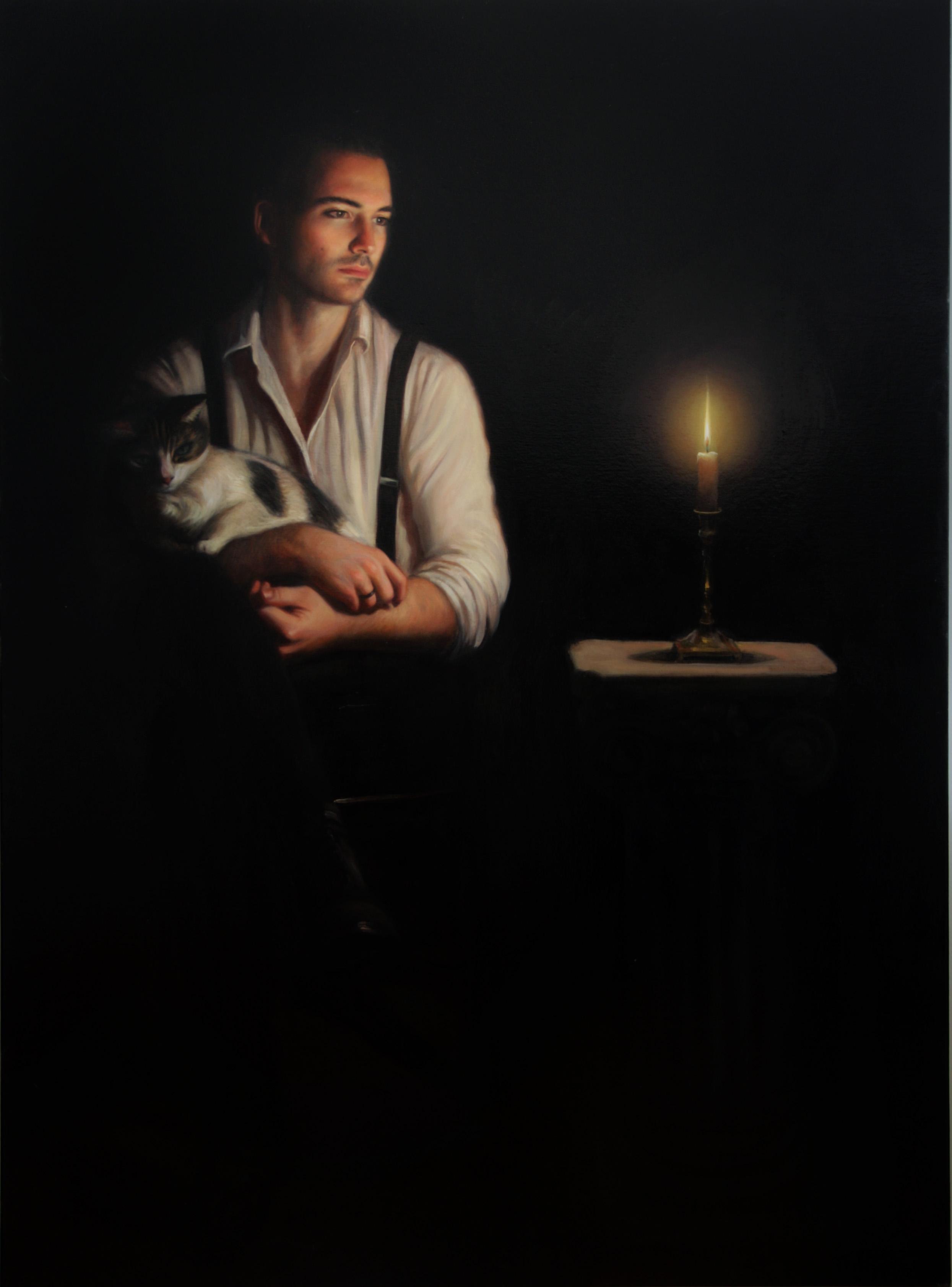 TM Davy, 'Self' 2012. Courtesy the artist