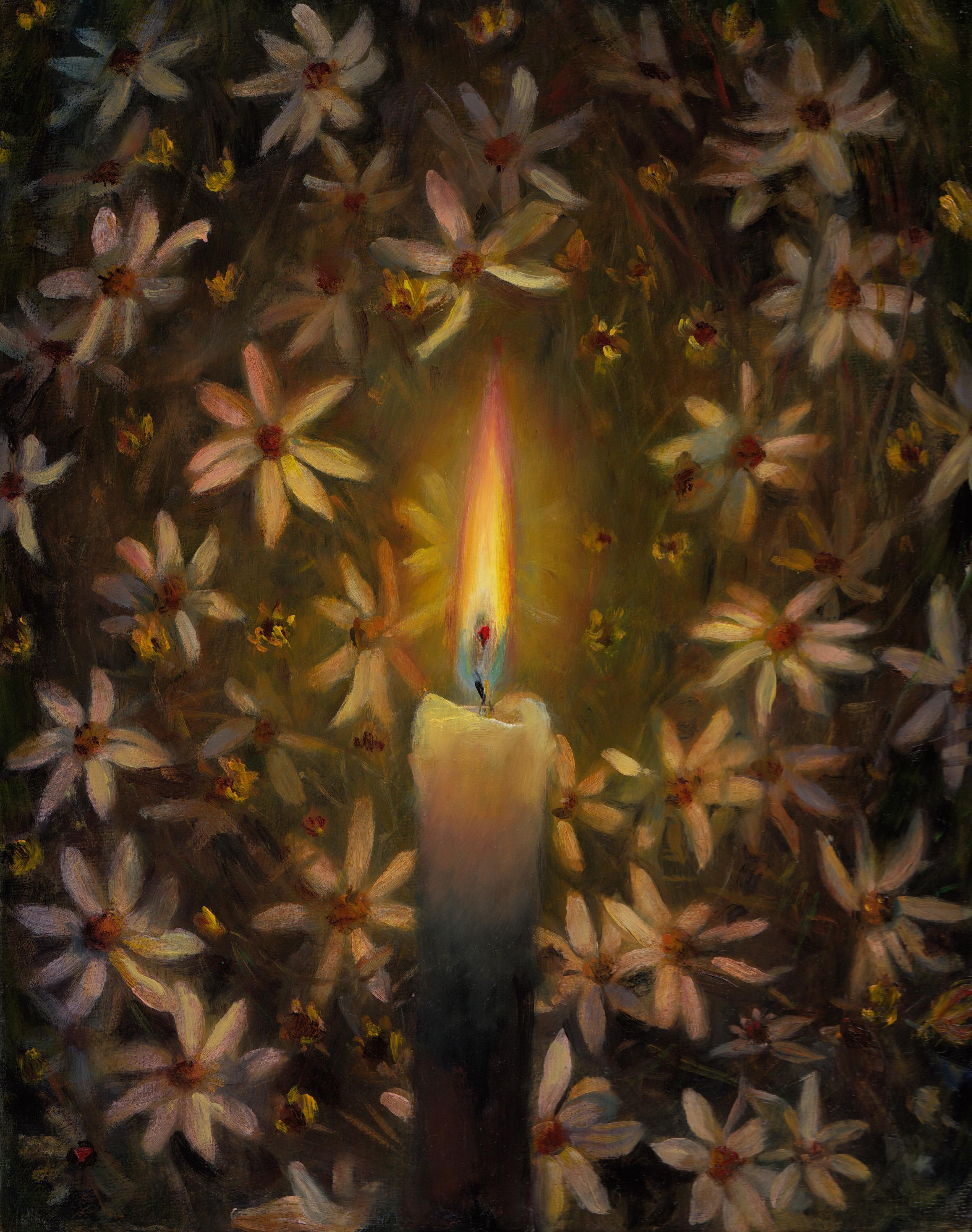 TM Davy, 'Candela – Daisies'. Courtesy the artist