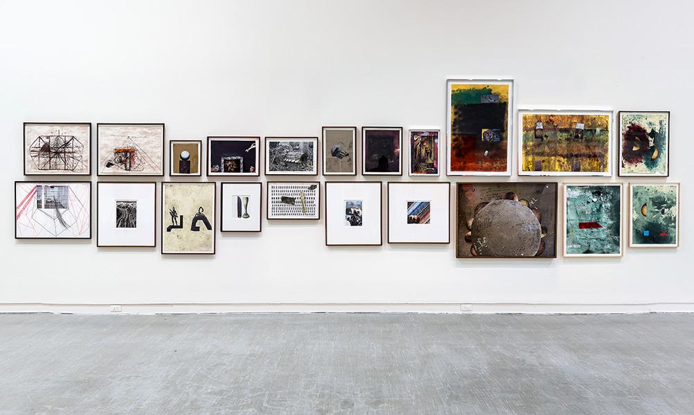 Sterling Ruby at Taipei Biennial 2014. Courtesy Taipei Fine Arts Museum