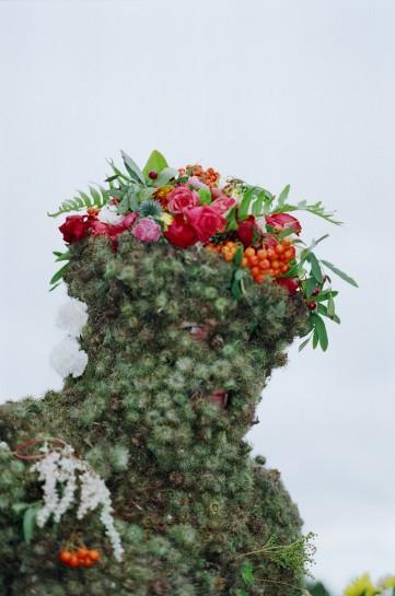 James Peason-Howes, Burry Man