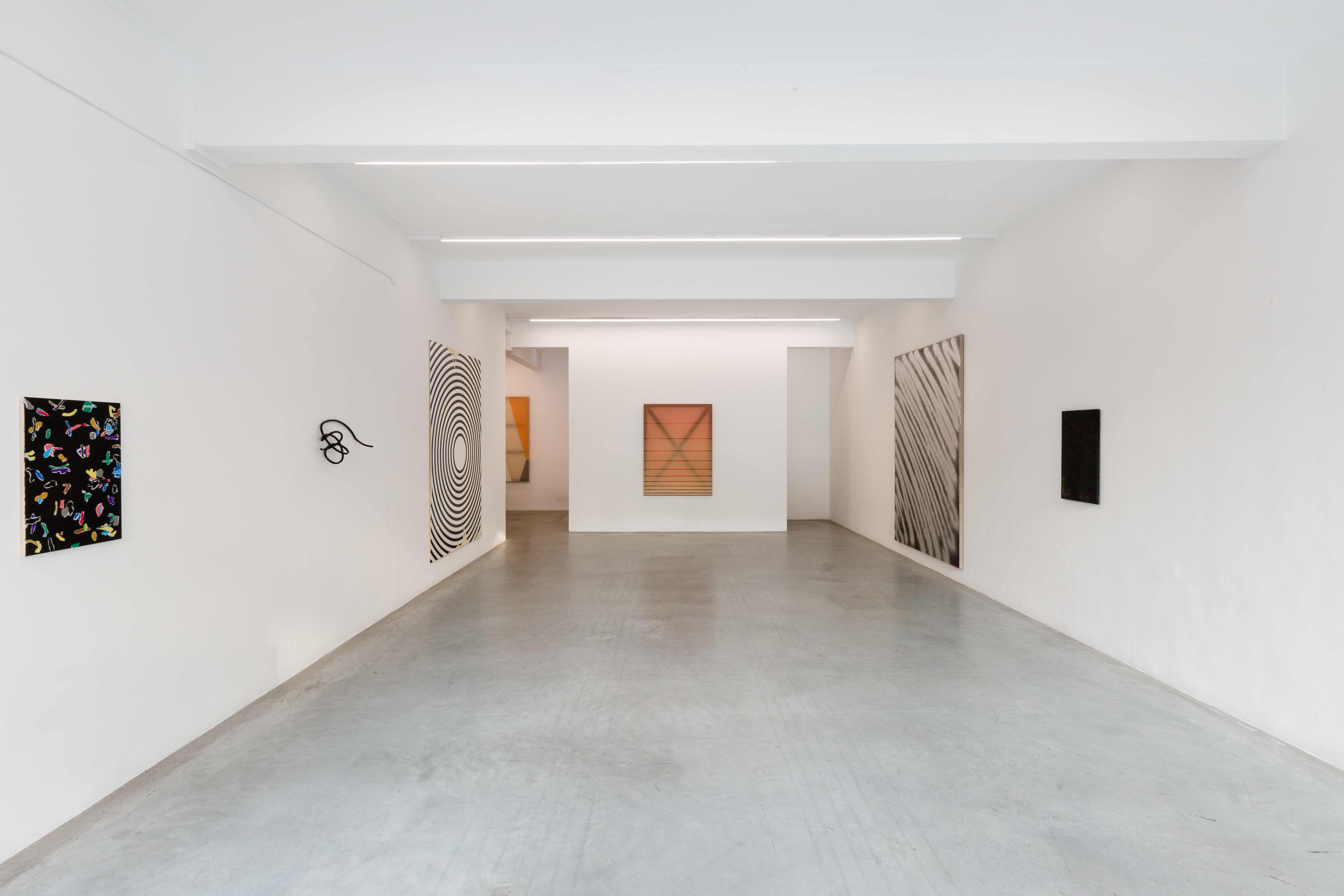 Installation View, 'All That Matters Is What's Left Behind', Ronchini Gallery 2014. Courtesy Ronchini Gallery