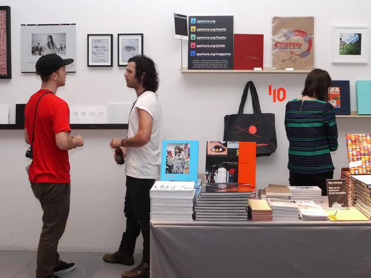 NY Art Book Fair 2011. Image courtesy Printed Matter