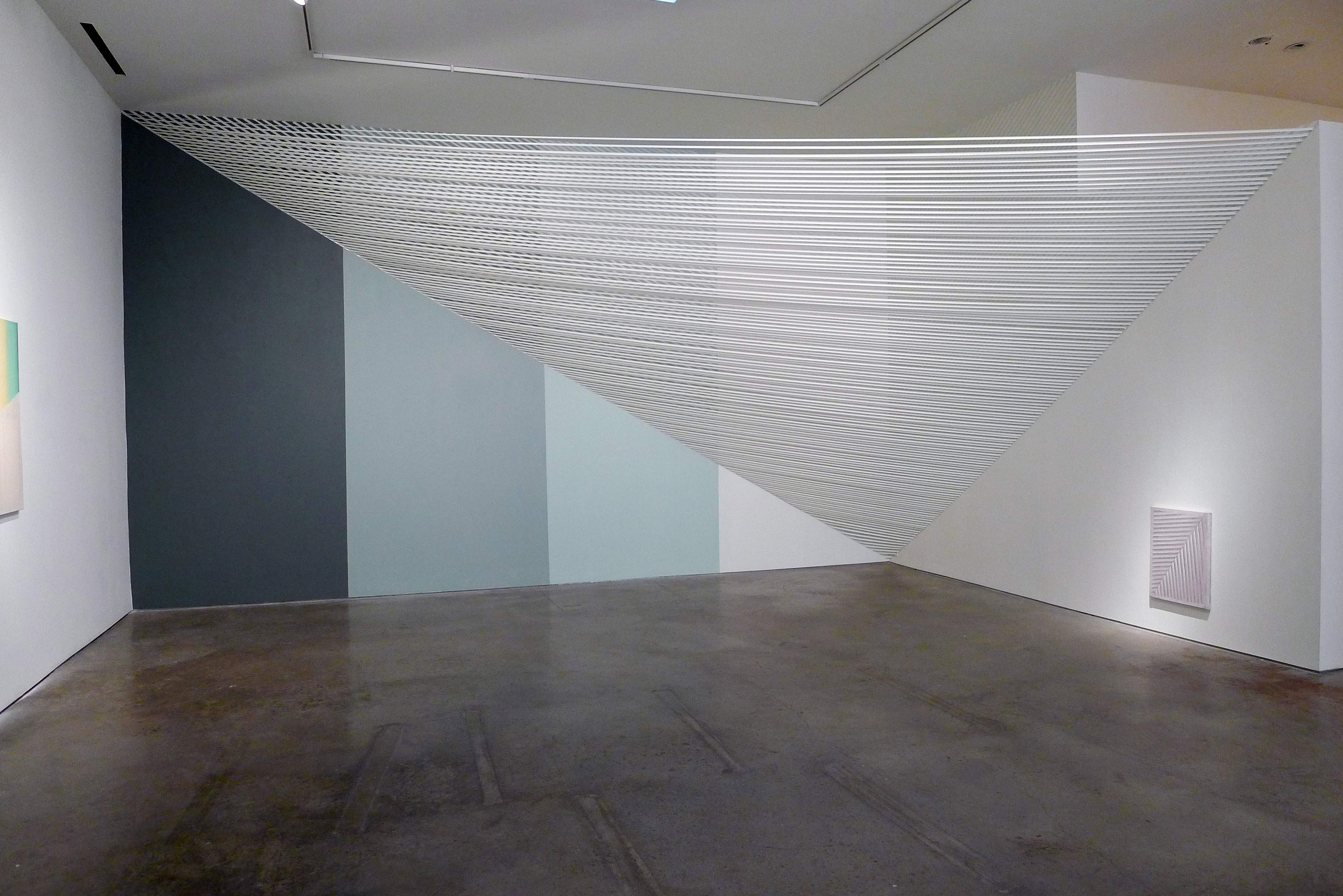 Rebecca Ward 'Shucked and Silked' 2013, Barbara David Gallery. Courtesy the artist and Ronchini Gallery