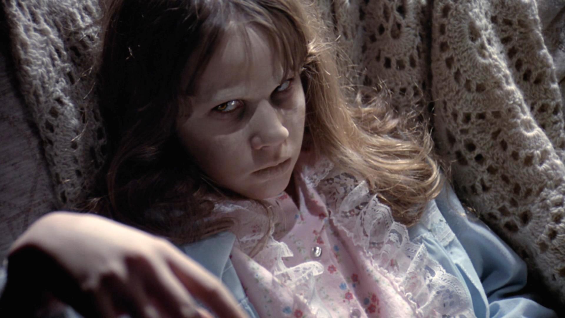 exorcist12HERO MAGAZINE WEEKEND COMBO HALLOWEEN EXCORSIST MUSIC EAT LONDON DEATH JAKE GYLENHALL DONNIE DARKO ART HOGARTH