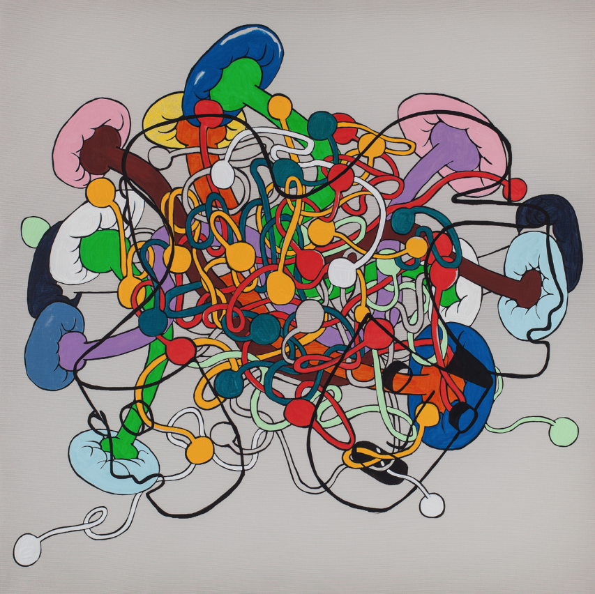 HaYoung Kim 'Electronic Consensus' 2014. Courtesy the artist