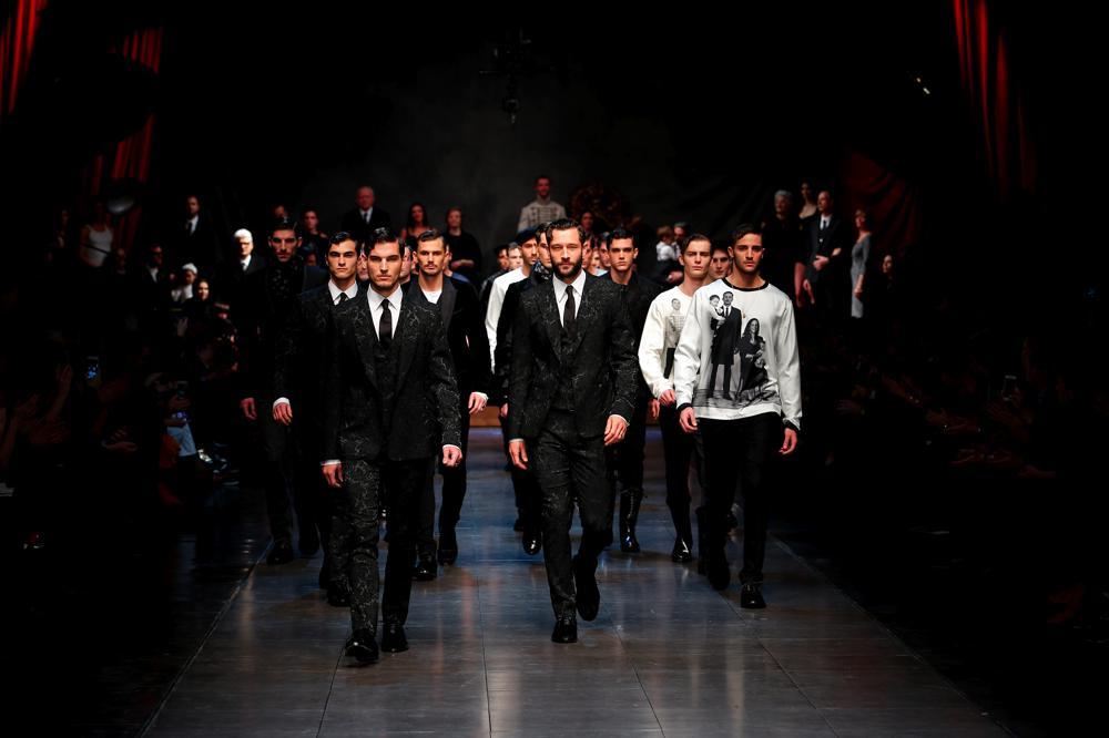 Dolce and Gabbana hero FW15-0083