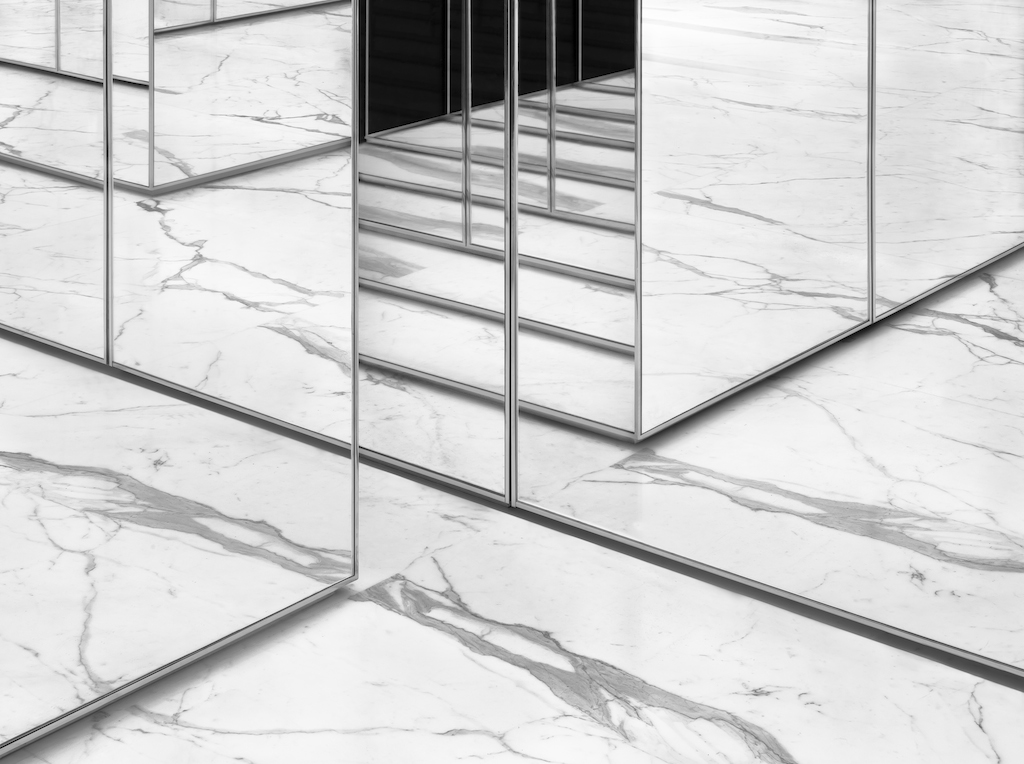 saint laurent reopens on bond street the latest portal to hedi slimane s global store concept. Black Bedroom Furniture Sets. Home Design Ideas