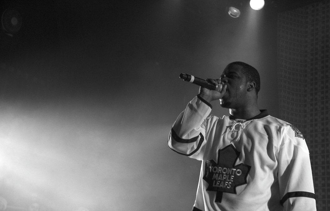 A$AP Ferg performing live in Toronto, 2013. Photo © CZR-E for The Come Up Show