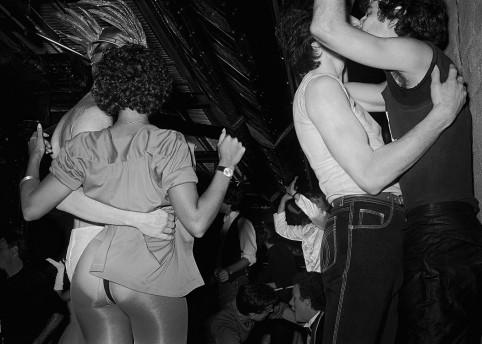 Studio 54, 1978-1980 © Tod Papageorge