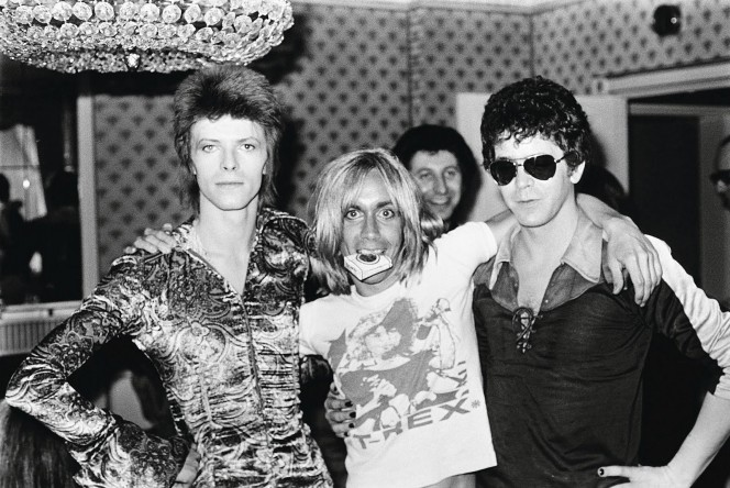 David Bowie-Iggy Pop-Lou Reed 1972-hero