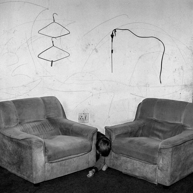 ©Squeezed, 2000, courtesy Roger Ballen