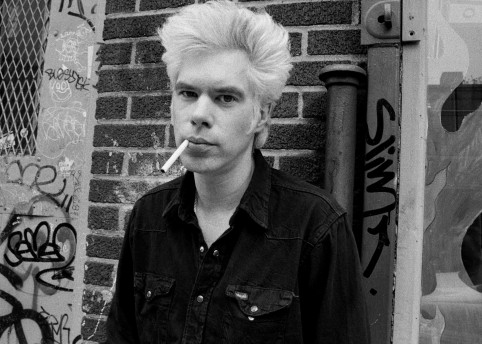 Jim Jarmusch poses for a portrait in May 1996 in New York City. Photograph- Catherine McGann:Getty Images