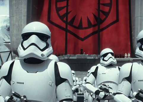Still, Star Wars: The Force Awakens. 2015 © Disney