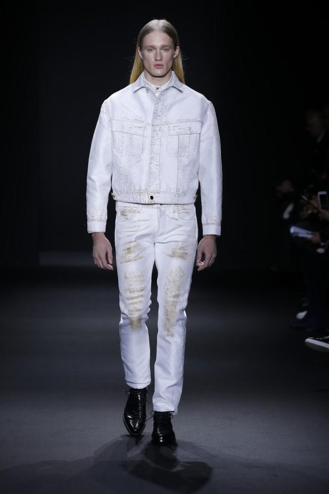Calvin Klein Collection FW16 Look 1