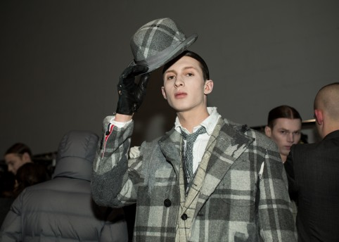 Thom Browne AW16 | Portia Hunt for HERO Magazine