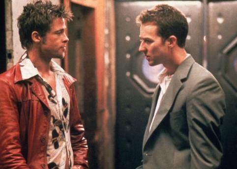 Still. 'Fight Club' 1999 © 20th Century Fox