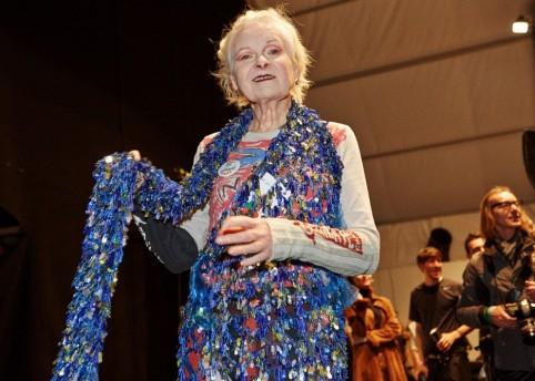 Vivienne Westwood photo by Takanori Okuwaki