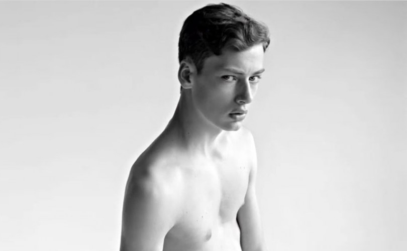 10f2261f4ef Anthony Vaccarello releases videos as part of his debut campaign for ...