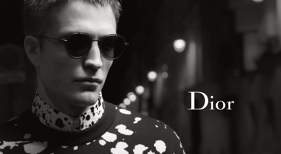 7ec1b6be08 Karl Lagerfeld shoots Robert Pattinson for Dior Homme SS17 campaign ...