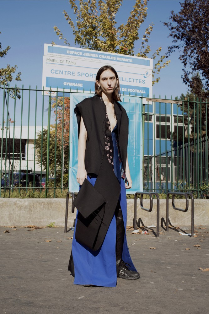 The 17 Year Old French Designer Making Menswear After Homework Hero Magazine A Fresh Perspective