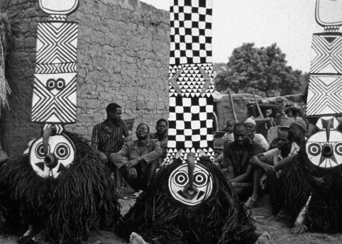 Bwa people, Burkina. From http://www.artofburkinafaso.com/