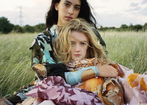 All clothing by HENRIETTE TILANUS FW16