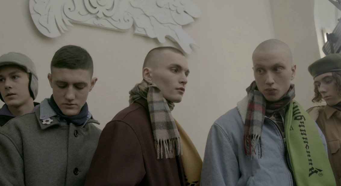 Watch Gosha Rubchinskiy's documentary about the lives of his