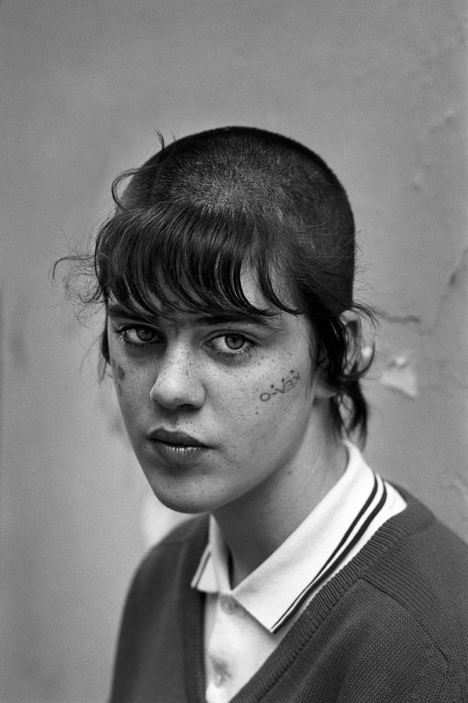 Babs, Soho (1987) by Derek Ridgers