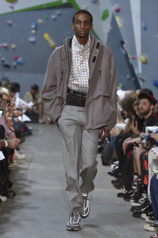 Martine Rose Spring Summer 2018 London Menswear Fashion Week  Copyright Catwalking.com 'One Time Only' Publication Editorial Use Only