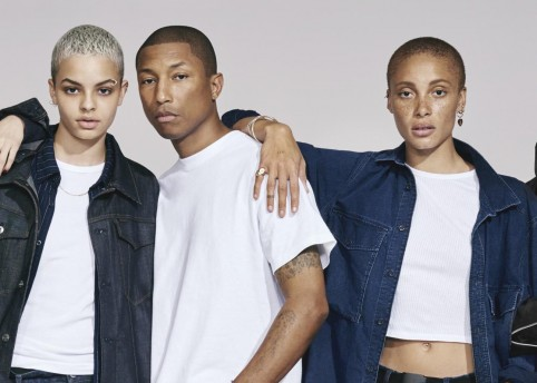 G-Star RAW Fall/Winter 17 photographed by Collier Schorr
