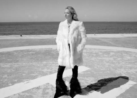 Saint Laurent x Kate Moss - HERO