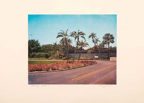 Allen Jones, Florida Suite – Garden (B), 1968