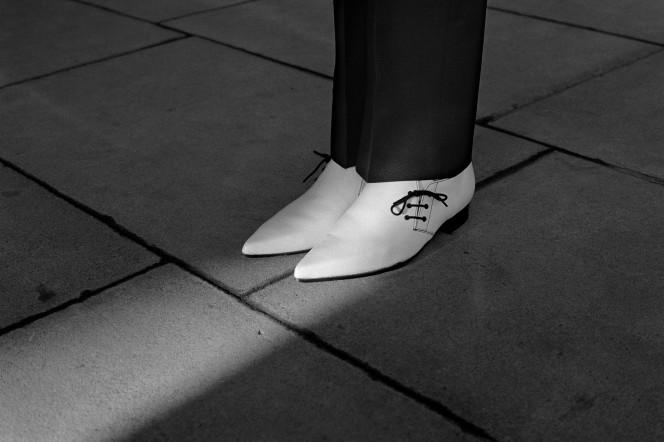 Joe Jackson Look Sharp 1979 © Brian Griffin