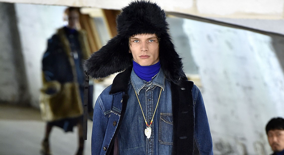 Sacai Paris Fashion Week Men Fall Winter 2018-19 Paris January 2018
