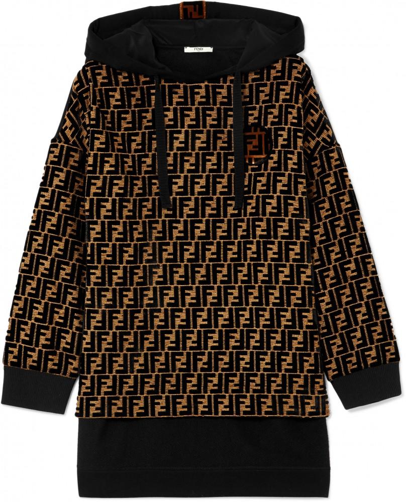 14ec97e8dfe3 Fendi revives its iconic FF logo across a brand new collection ...