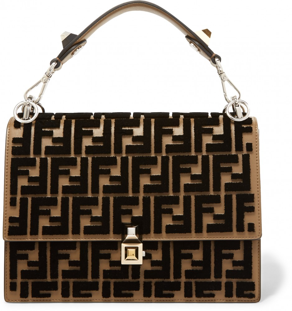 586cbb3e8dca Fendi revives its iconic FF logo across a brand new collection ...