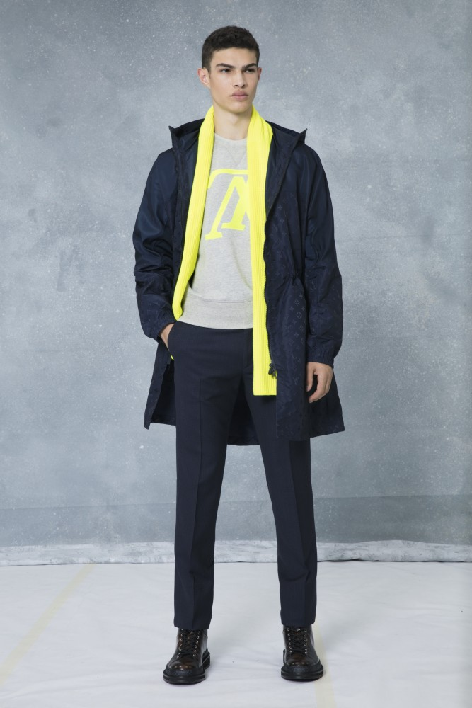 8deee8851f Louis Vuitton open a special menswear pop-up in London
