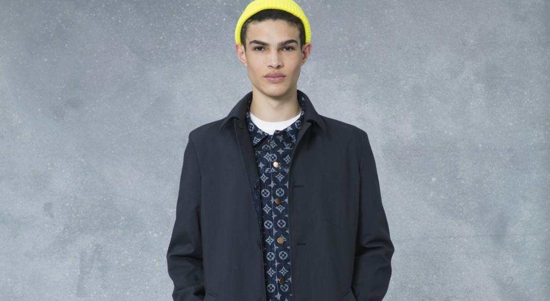 7f28c24112 Louis Vuitton open a special menswear pop-up in London. Travel man