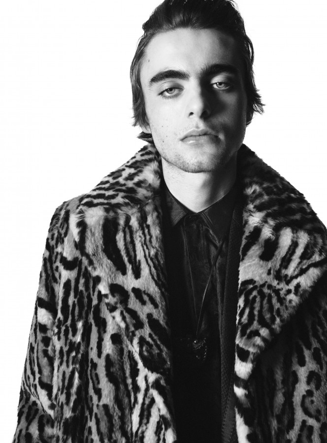 SAINT LAURENT LENNON GALLAGHER - HERO-1