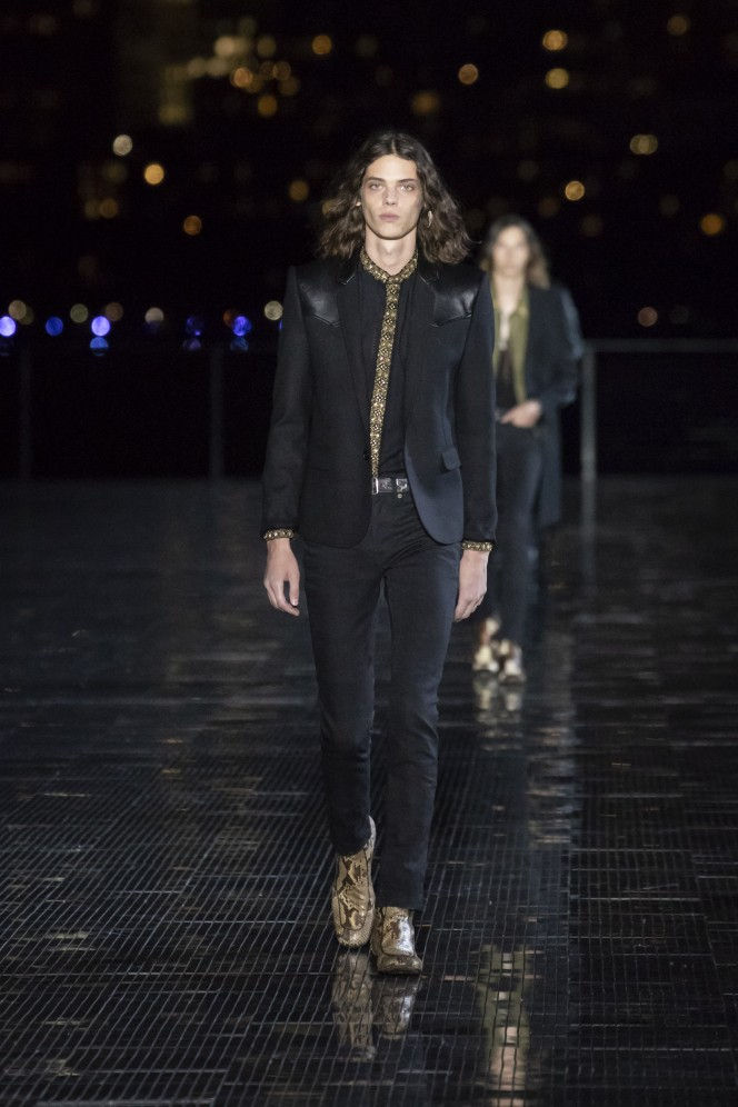cb561d3425b Saint Laurent SS19 | HERO magazine: A fresh perspective